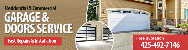 Garage Door Repair Mill Creek 24/7 Services